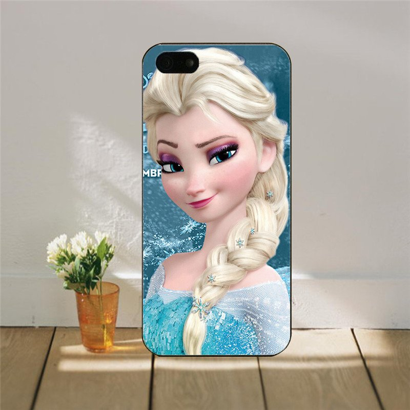 Frozen Elsa iphone Cover for iphone 5 & 5s SALE PRICE