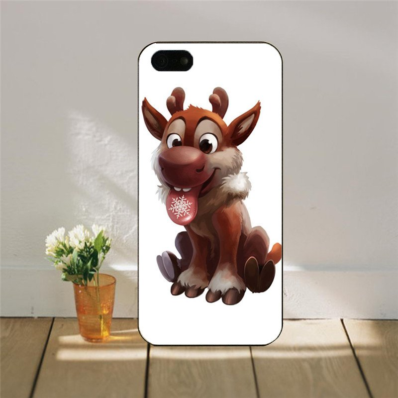 Frozen Sven iphone Cover for iphone 5 & 5s SALE PRICE