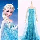 Elsa Frozen Adult Costume Dress Female Disney