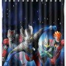 Ultraman Shower Curtain Anime Cartoon Hollywood Designs