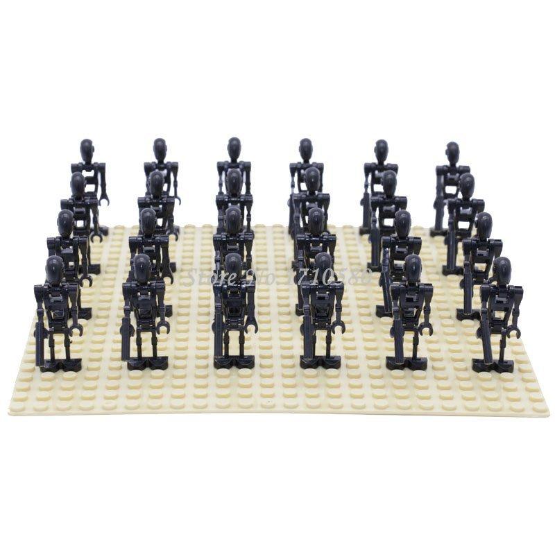 Star Wars Robot Clone Troopers Soldier Minifigures 20pcs Mini Figures set Minifigures