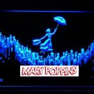 Mary Poppins 3D LED Neon Sign Disney Movie - Movie Theme Gift