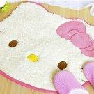 Hello Kitty Bath Mat Character Rug for Bath Bedroom Living Room- SALE