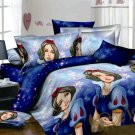 Snow White Princess Design Bedding Cover Set NEW - Queen Size SALE