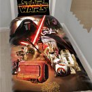 Star Wars Force Awakens Bedding Design Cover Set 2 Full or Twin