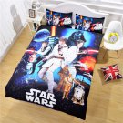 Star Wars Classic Bedding Design Cover Set 3pc Queen Size