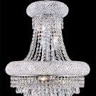 Luxurious Diamond Crystal Chandelier Modern Home Decor
