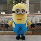 Minion 1 Adult Character Mascot Costume Despicable me