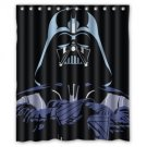 Darth Vader Star Wars Design Shower Curtain 2 Size options SM
