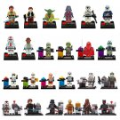 Star Wars New 24PC Admiral AckbarMini Figures Building Blocks Minifigures