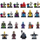 Minifigures Transformers Stars Wars Galaxy Multi  Mini Figures 22pcs Building Blocks Minifigures