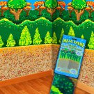 Video Game Backdrop Scene Setter Party  Kids Birthday