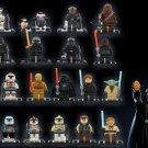 24PCS Star Wars Force Awakens Mini Figures for Building Blocks Minifigures Set