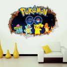 "Pokemon GO 3D Wall Character Wall Decal 24""X 35"""