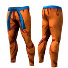 Dragon Ball Z Men Compression Work Out Goku Leggings Style 1