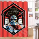 Star Wars Storm Troopers Shower Curtain Series Hollywood Design