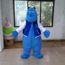 Sully Monsters Inc Mascot Character Adult Costume