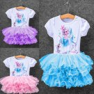 Baby Girl Elsa Frozen Elsa Dress for Kids