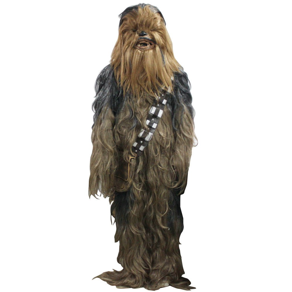 Star Wars Chewbacca Halloween Mascot Costume