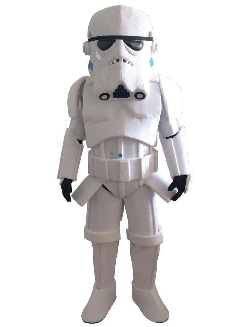 Star Wars Stormtrooper Clone Halloween Mascot Costume