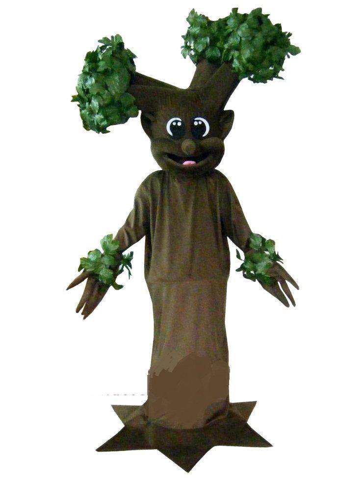 Leaf Guardian of the Galaxy Tree Halloween Mascot Costume