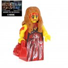 Carrie Horror Film Movie Character Lego Minifigure Mini Figure Free shipping offer