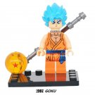 Dragon Ball Z Figure 2 Son Goku Vegeta Master Roshi  Minifigure Mini Figure Legos