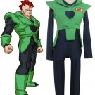 Dragonball Z Android No.16 Cosplay Anime Character  Costume