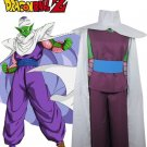Dragonball Z Piccolo Daimao Fighting Uniform Anime Cosplay Costume