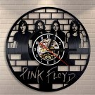 Pink Floyd vinyl record theme wall clock Vintage Decor Music Group