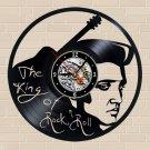 Elvis Presley vinyl record theme wall clock Vintage Decor Music King