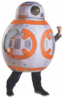 BB-8 Inflatable Costume Star Wars Force Awakens Character
