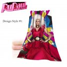 RuPaul Drag Race Exclusive design Beach Bath towel Hollywood 3 Designs