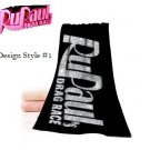 RuPaul Drag Race New Exclusive design Beach Bath towel Hollywood 3 Design Cool Styles