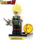 Dragon Ball Z  Mini Figure Lego Vegeta Goku Perfect Cell Majin Buu Badock