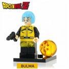 Dragon Ball Z  Mini Figure Lego Vegeta Goku Perfect Cell Majin Buu Bulma