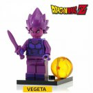 Dragon Ball Z  Mini Figure Lego Vegeta Goku Perfect Cell Majin Buu Bulma