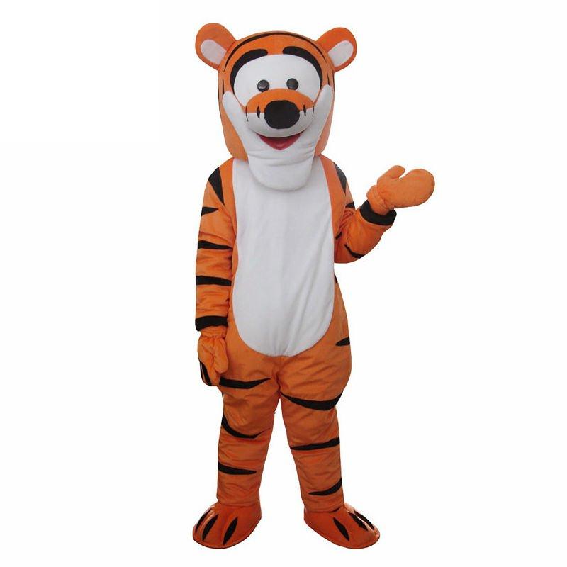 Tigger Disney Adult Character Mascot Costume