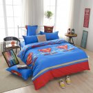 Superman Superhero Kids Bedding Set - Queen 4pcs SALE