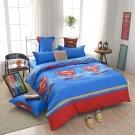 Superman Superhero Kids Bedding Set - TWIN 4pc SALE