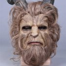 Beauty and Beast - Beast Mask Halloween Cosplay