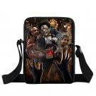 Horror Film Fans Leatherface Pinhead Hellraiser Messenger School Bags
