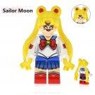 Sailor Moon Anime Character Minifigure Lego Mini Figure Build block