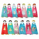 Disney Princess cape and mask costume dress up party favor