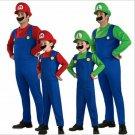 Super Mario and Luigi Halloween costume Adult SALE