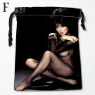 Elvira Mistress of the Dark Drawstring Bags 3 for 20 Horror Movie Icon 7x8.6in 2