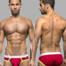 Andrew Christian U Waist Cotton Underwear briefs for Men Pink