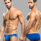 Andrew Christian Ultra soft Male Underwear briefs for Men Blue