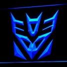 Transformers Cartoon LED Neon Sign 3D Optimus Prime character logo