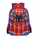 Spiderman Character Superhero Technic Design Backpack School Bag  L